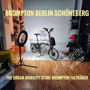 Brompton Electro Berlin Schöneberg