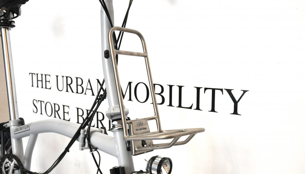 the urban mobility store brompton berlin titan front rack01