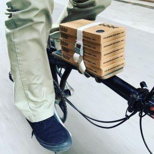 Standupforbrompton ist ein ersatz Gepäckträger für das Brompton Faltrad