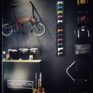 Brompton Klapprad Shop Berlin